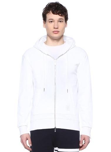 Thom Browne Sweatshirt Beyaz